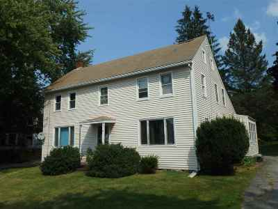 Newmarket Single Family Home Active Under Contract: 9 North Main Street