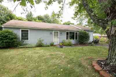 Dover Single Family Home Active Under Contract: 33 Morningside Drive