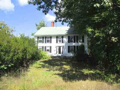 Concord Single Family Home For Sale: 6 Carter Hill Road