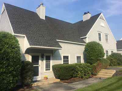 Goffstown Condo/Townhouse Active Under Contract: 27 B Apple Tree Drive