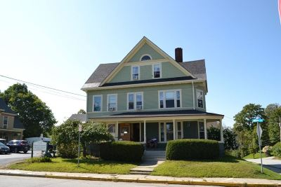 Montpelier Single Family Home For Sale: 11 West Street