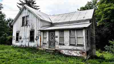 Georgia Single Family Home For Sale: 176 Plains Road