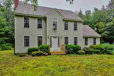 Chester NH Single Family Home Closed: $370,000