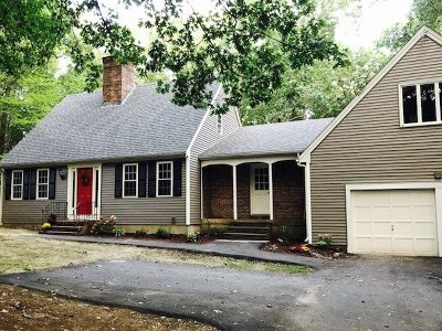 Bedford Single Family Home Active Under Contract: 1 Ministerial Branch