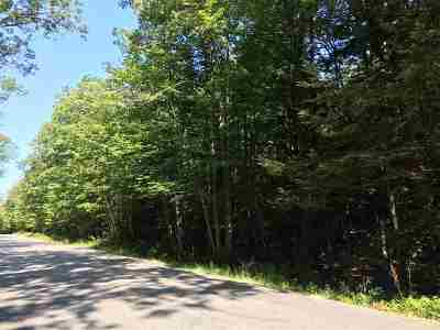 Deering Residential Lots & Land For Sale: Map 229 Lot 63 Old County Road