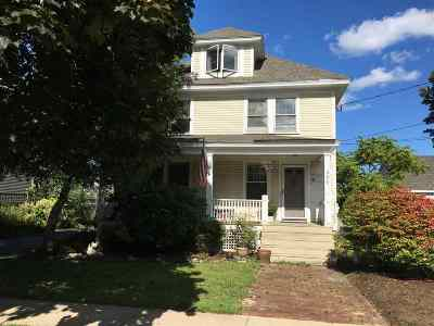 Portsmouth Single Family Home Active Under Contract: 579 Broad Street
