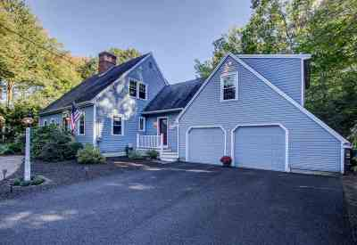 Hampton Single Family Home Active Under Contract: 158 Woodland Road