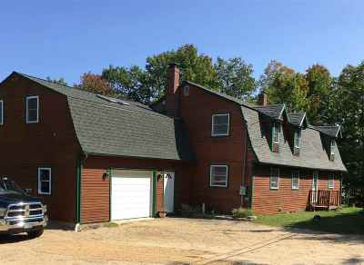 Strafford Single Family Home For Sale: 582 1st Crown Point Road