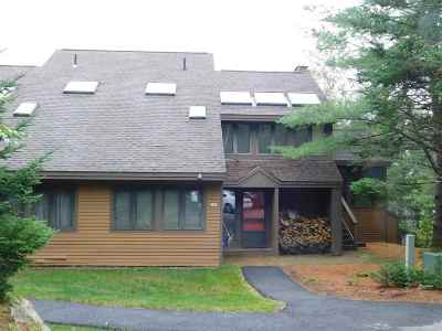 Waterville Valley Rental For Rent: 4 Boulderwood Way #2