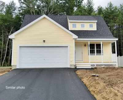 Rochester Single Family Home For Sale: 57 Millers Farm Dr (Lot 31)