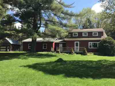 Hyde Park Single Family Home For Sale: 4242 Route 100