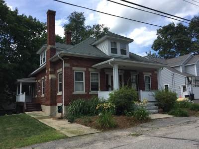 Milford Single Family Home For Sale: 28 Summer Street