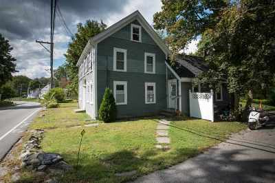 Kittery Single Family Home Active Under Contract: 177 Pepperrell Road