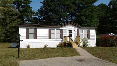 Conway Single Family Home For Sale: 33 Short Road