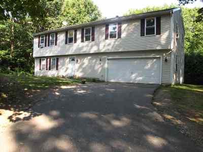 Lee Single Family Home For Sale: 4 Whittier Lane