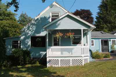 Waterbury Single Family Home Active Under Contract: 6 Ellinwood Avenue