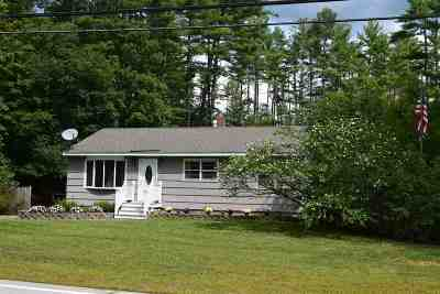 Raymond Single Family Home Active Under Contract: 30 Old Fremont Road