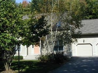 Stratham Condo/Townhouse Active Under Contract: 44 Stratham Green #44