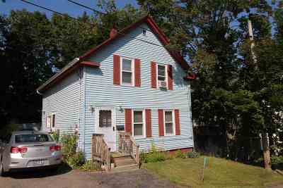 South Berwick Single Family Home Active Under Contract: 6 Webster Street
