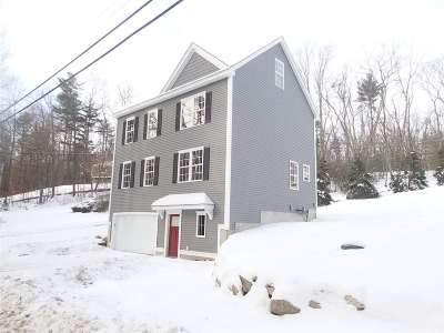 Windham Single Family Home Active Under Contract: 59a Ministerial Road
