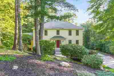 Bedford Single Family Home Active Under Contract: 14 Jackson Square