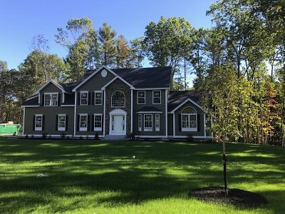 Windham Single Family Home Active Under Contract: 24 Wilson Road Road