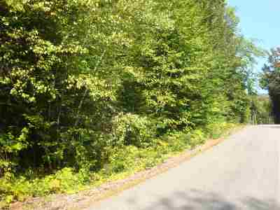 Campton Residential Lots & Land For Sale: Lot 24 Hemlock Hill Road