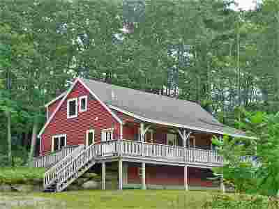 Belknap County, Carroll County, Cheshire County, Coos County, Grafton County, Hillsborough County, Merrimack County, Rockingham County, Strafford County, Sullivan County Single Family Home For Sale: 80 Colburn Road
