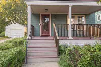 Portsmouth Condo/Townhouse Active Under Contract: 199 Lincoln Avenue #2