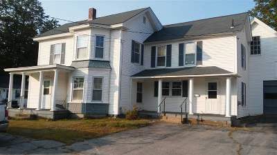 Goffstown Single Family Home For Sale: 36 Church Street