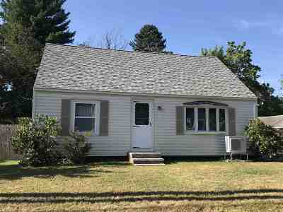 Salem Single Family Home For Sale: 6 Brown Street