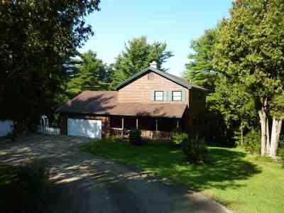 Monkton Single Family Home For Sale: 2432 Monkton Road