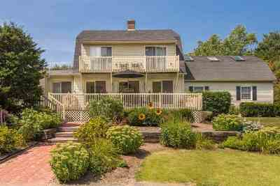 Kittery Single Family Home For Sale: 8 Prince Avenue #1