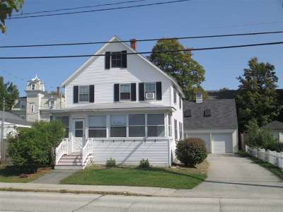 Milford Single Family Home For Sale: 4 West Street