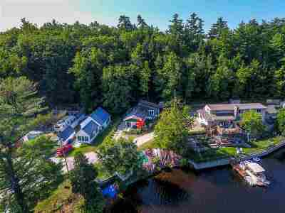 Goffstown Single Family Home Active Under Contract: 139 Moose Club Park Road