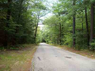 Shelburne Residential Lots & Land For Sale: North Road Map 9/Lot 3b