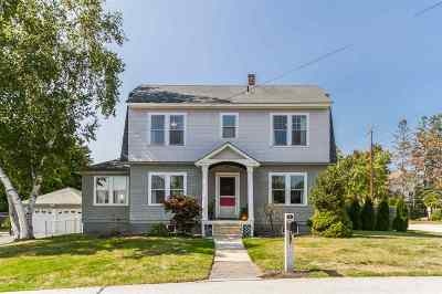 Milford Single Family Home Active Under Contract: 8 Shepard Street
