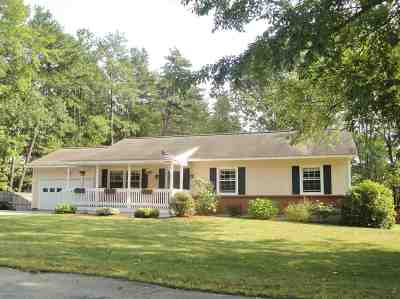 Concord Single Family Home Active Under Contract: 10 Cardinal Rd