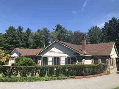 Salem Single Family Home Active Under Contract: 66 Zion Hill Road