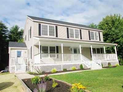 Rochester Single Family Home For Sale: 221 Salmon Falls Road