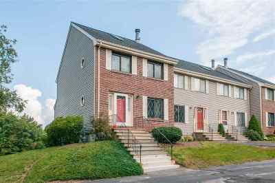 Merrimack Condo/Townhouse For Sale: 17 Adams Avenue