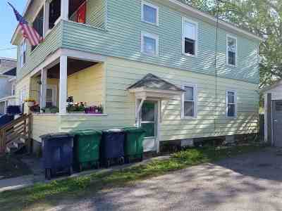 Nashua Multi Family Home For Sale: 101-103 Walnut Street