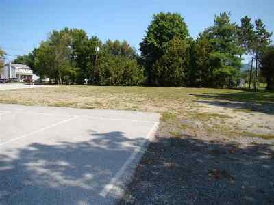 Poultney Residential Lots & Land For Sale: 298 East Main Street