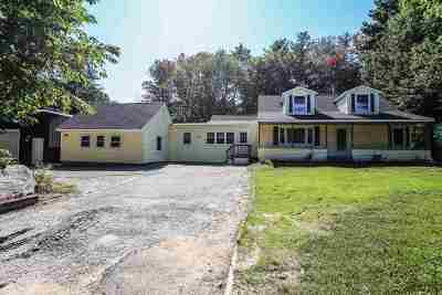 Goffstown Single Family Home For Sale: 57 Pleasant Street