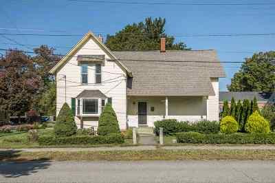 Exeter Single Family Home For Sale: 9 Sanborn Street