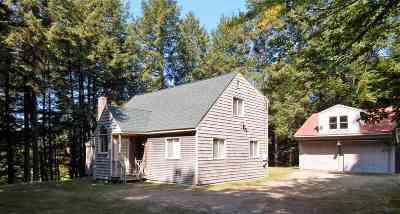 Campton Single Family Home For Sale: 985 Nh Route 175