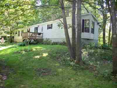 Shrewsbury Single Family Home For Sale: 3130 Route 103