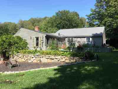 East Kingston Single Family Home For Sale: 88 Depot Road
