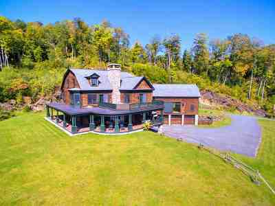 Woodstock Single Family Home For Sale: 535 Peace Mountain Way