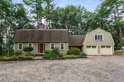 Amherst Single Family Home Active Under Contract: 5 Stearns Road